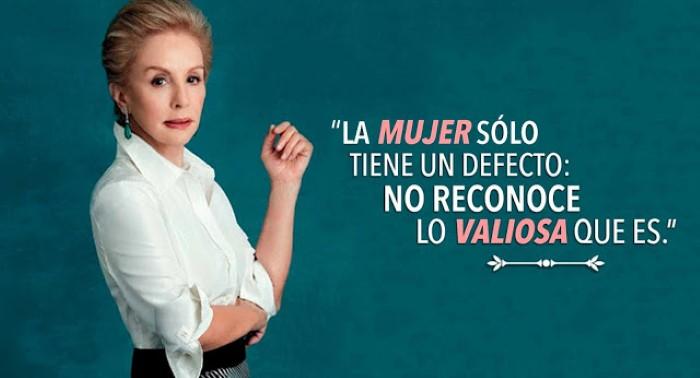 13 Frases De Carolina Herrera Que Cambiarán Tu Vida Serás